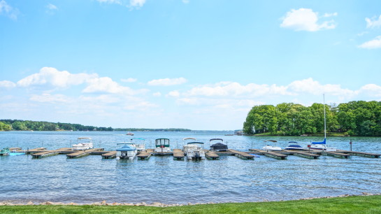 Lake Norman waterfront condos