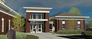 New Sherrills Ford North Carolina Library