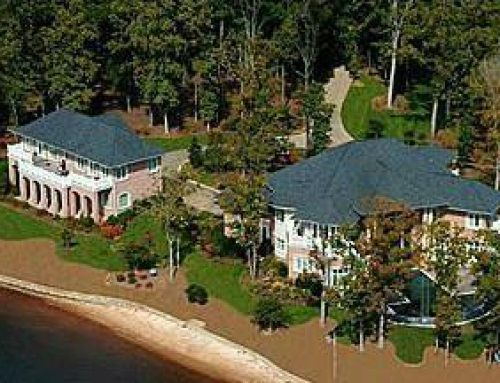 Luxury Lake Norman Waterfront Home For Sale