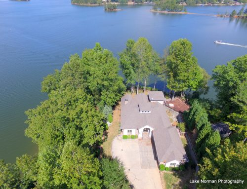 Lake Norman Waterfront Homes Priced From $800-900,000