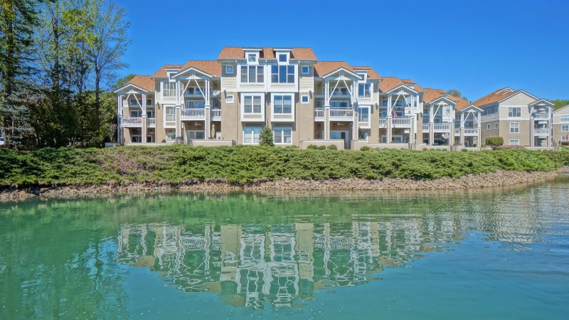 Lake Norman Waterfront Condo